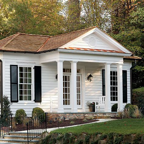 Stunning Neoclassical Home Plans by Small Southern Living