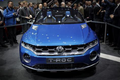 geneva carmakers bank  small suvs   big