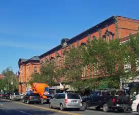 Broadway Saratoga Springs NY