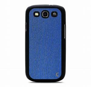 Galaxy S3 Case Blue - CraftedCover.com
