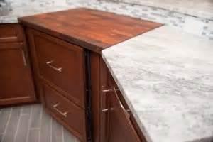 butcher block top countertops design build planners