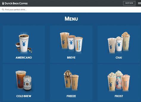 Dutch bros coffee was founded in 1992 by dane and travis boersma: www.dutchbros.com - How To Pay Dutch Bros Coffee Menu Price - Web Sites