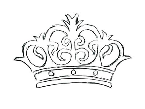 Princess Tiara Coloring Pages At Getcolorings.com