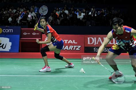Through sheer hard work, focus, tenacity and resilience, their dreams have come true it is their third participation in an olympic badminton. Chan Peng Soon and Goh Liu Ying of Malaysia in action ...