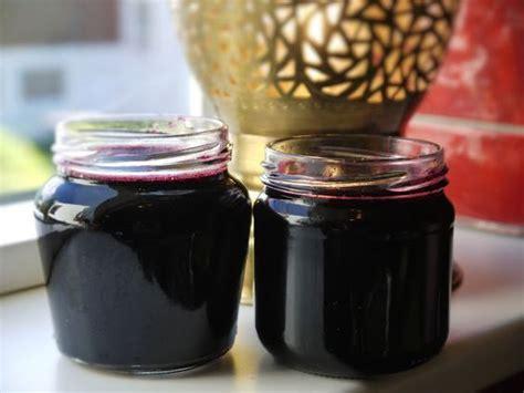 Krækiberjahlaup | Mason jar mug, Mason jars, Glassware
