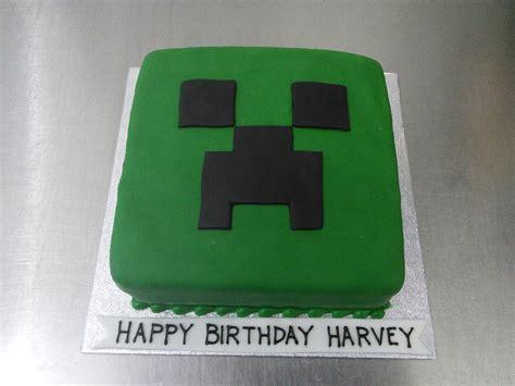 minecraft creeper cake minecraft birthday cake