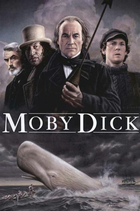 patrick stewart moby dick moby dick 1998 filmes film cine