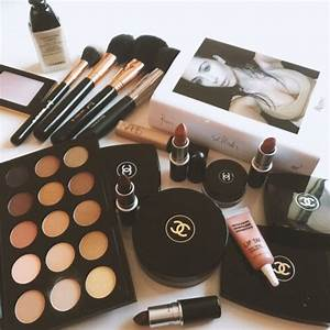 chanel makeup on Tumblr