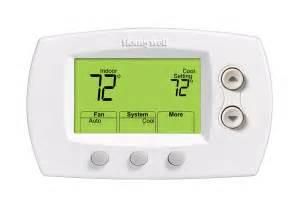 Honeywell FocusPRO 5000 Thermostat