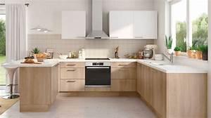 Aménagement Cuisine En U : amenagement cuisine meuble escalier cuisines francois ~ Melissatoandfro.com Idées de Décoration