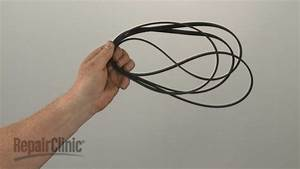 Maytag Dryer Drive Belt Replacement  Wp40111201