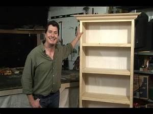 Build a BookCase Easy - YouTube