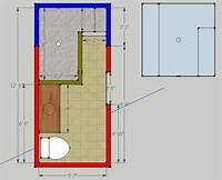 walk in shower dimensions Dimensions For Doorless Walk In Shower   Joy Studio Design Gallery - Best Design