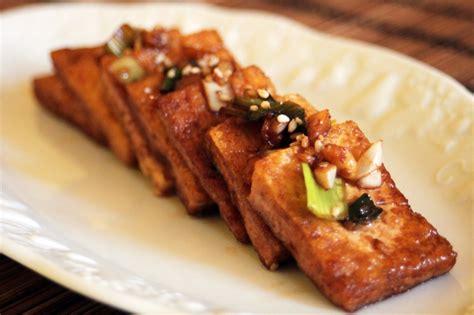 cuisine coreenne cuisine coréenne le tofu mijoté dubujorim kimshii