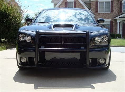 Police push bar for Dodge Charger   DodgeForum.com