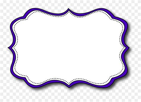 borders  frames printable labels  tags paper