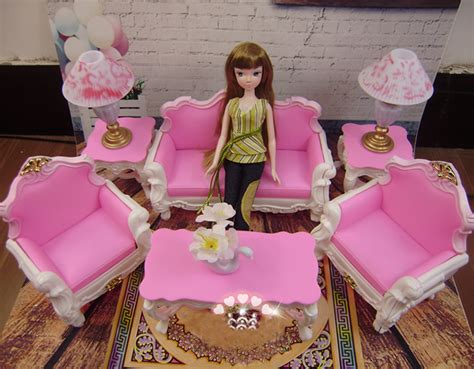 doll furniture christmas gift living room set accessories