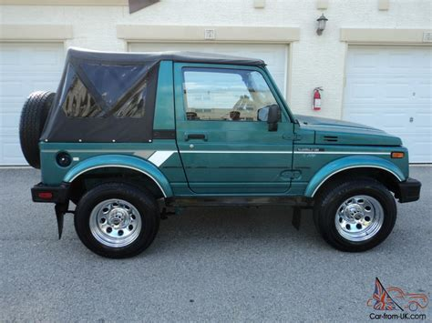 Ebay Suzuki Samurai by Lifted Suzuki Sidekick For Sale On Ebay