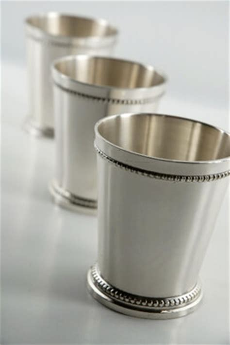 silver plated mint julep cups mint julep cups moscow mule mugs 7938