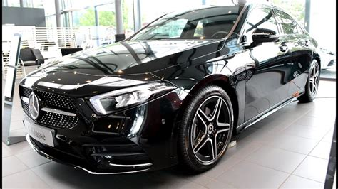 Gasolina , 1.3 l , 163hp , l4. 2020 New Mercedes A 200 Limousine ° A-Class Sedan ° AMG Line ° Exterior - YouTube