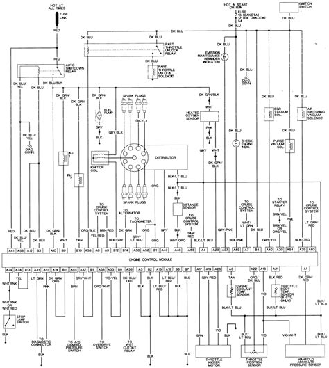 wiring diagram dodge dakota wiring diagram dodge dakota