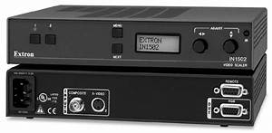 Two Input Video Scaler In1502 Manuals
