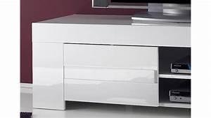 Lowboard Hochglanz Weiß : tv lowboard eos in wei echt hochglanz lackiert 140 cm ~ Buech-reservation.com Haus und Dekorationen