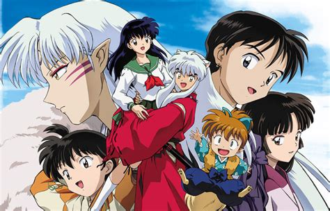 Inuyasha  The Little Writing Factory