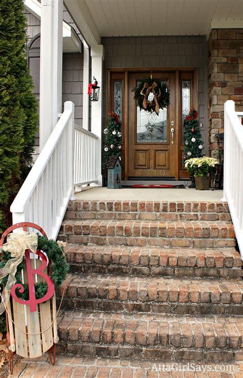 stunning christmas porch decor ideas honeybear lane