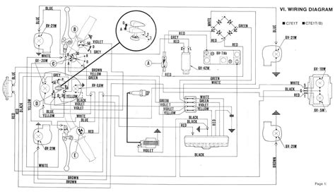 56 vespa scooter wiring schematic wiring library