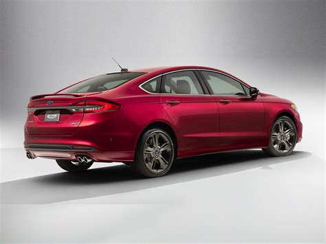 2017 Ford Fusion Deals, Prices, Incentives & Leases