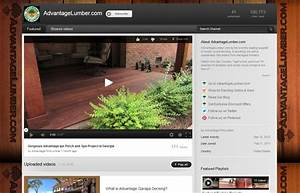 See Cool Decks & More At The AdvantageLumber.com YouTube ...
