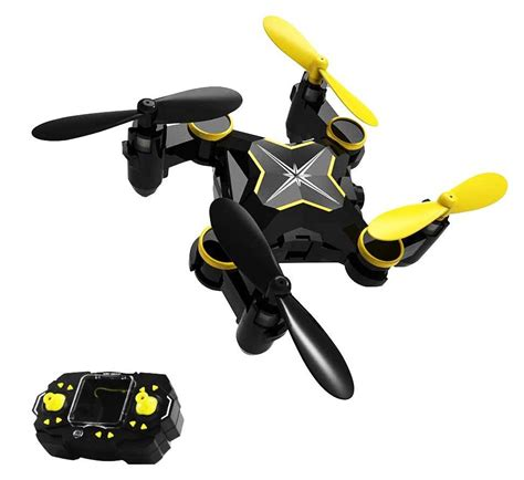 review taotuo mini foldable rc quadcopter drone armchair arcade