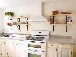 Small Kitchen Shelves Ideas Kitchen Decor Design Ideas