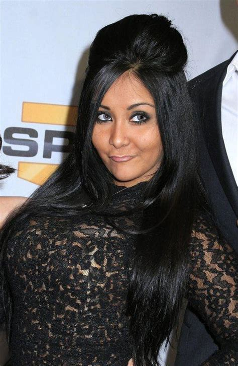 snooki hairstyles    hair color ideas