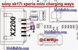 Sony Xperia Mini Sk17i Charging Problem Jumper Solution