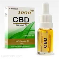 Cannabis CBD Oil Capsules