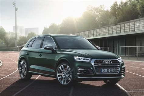 New Audi Sq5 Gets Petrol Power, 349bhp & Is On Sale Now
