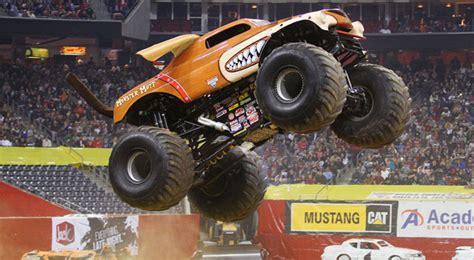 monster truck show boston the most fearsome monster jam trucks cbs boston