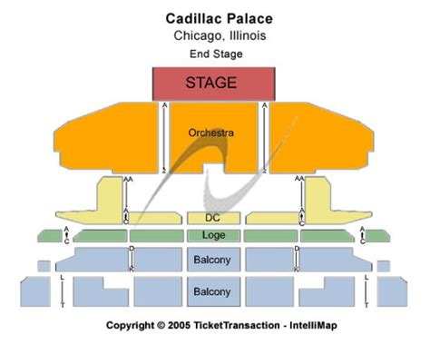 the family december 21 tickets chicago cadillac palace cadillac palace tickets in chicago illinois cadillac