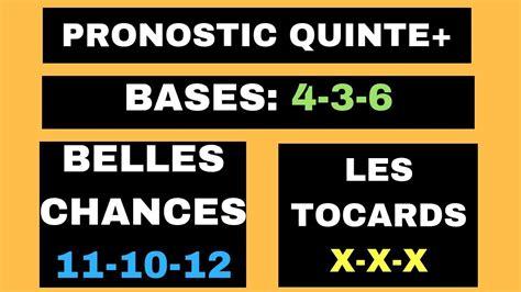 Pronostic Quinté- Pronostic Pmu 19/ 10/ 2018-vincennes