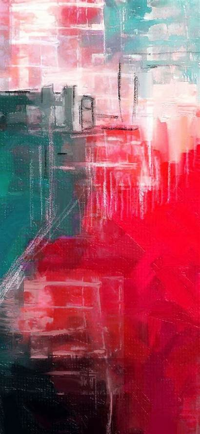 Iphone Abstract Paint Illust Ai14 Diet Papers