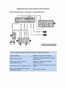 Diagramas De Circuitos El U00e9ctricos Del Autom U00f3vil