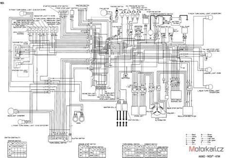 Honda Shadow Sabre Wiring Diagram