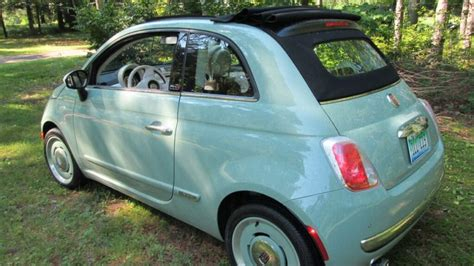 Fiat Boston by Fiat 500c Holds Its Own Among The Big Guys Boston