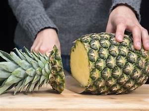 Ananas Schneiden Gerät : ananas schneiden so geht 39 s ~ Watch28wear.com Haus und Dekorationen
