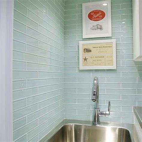 glass subway tile backsplash kitchen sea glass subway tile backsplash fres hoom