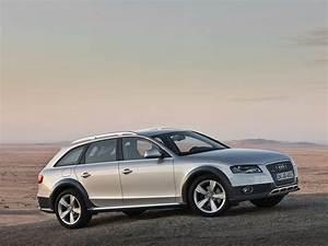 Audi Allroad A4 : audi a4 allroad 2009 2010 2011 autoevolution ~ Medecine-chirurgie-esthetiques.com Avis de Voitures