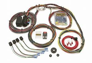 Painless Wiring 10127 12 Circuit Universal Wiring Harness