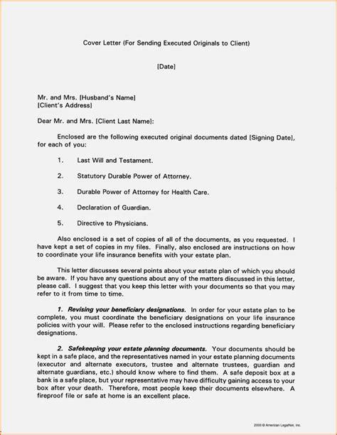 cover letter format for sending documents resume